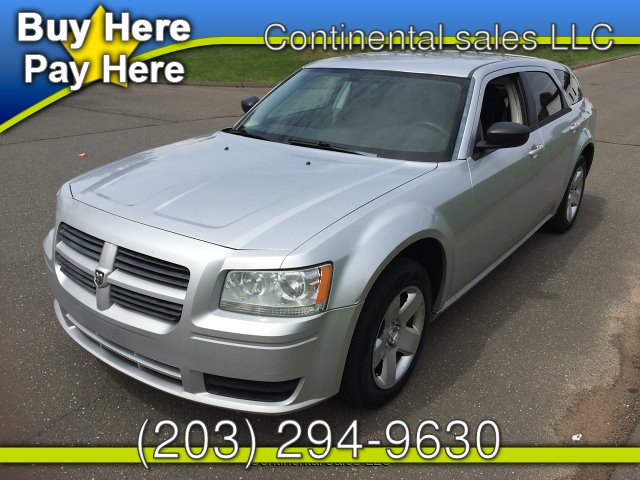 2008 Dodge Magnum Base 5-Speed Automatic