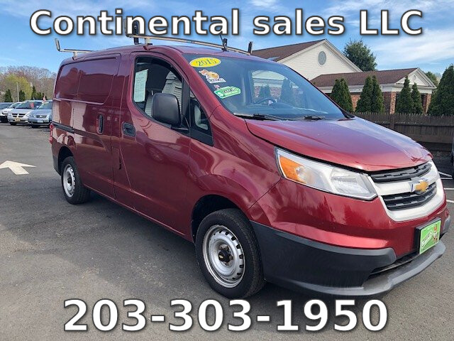 2015 Chevrolet City Express 1LS CVT