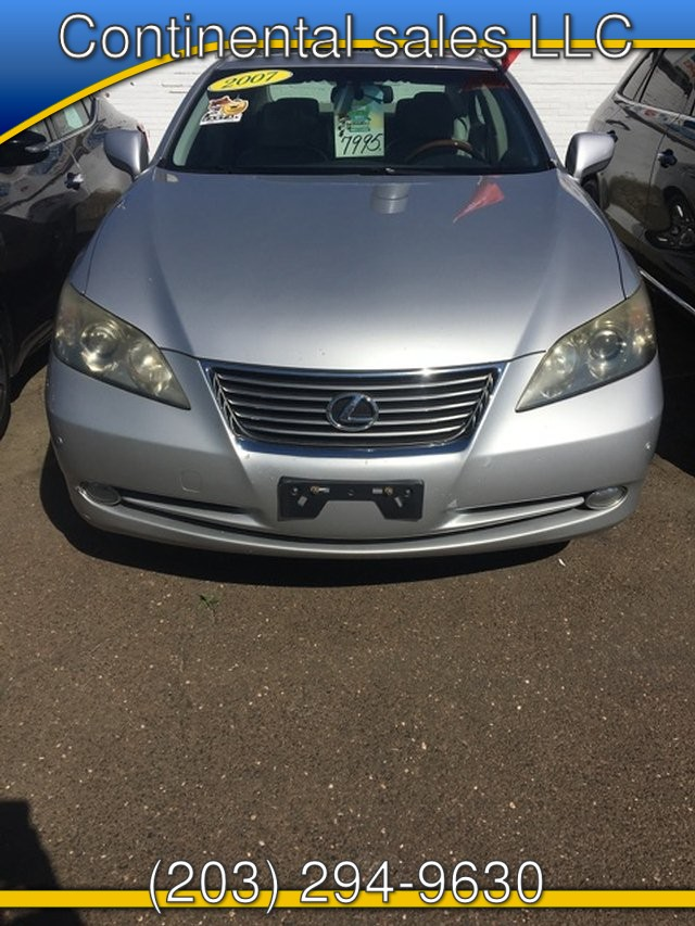 2007 Lexus ES 350 Sedan 6-Speed Automatic
