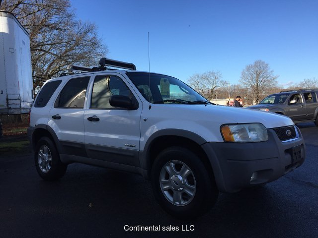 2002 Ford Escape XLT Sport 4WD 4-Speed Automatic