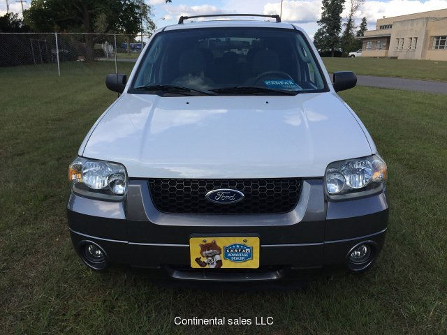 2006 Ford Escape XLT 4WD 4-Speed Automatic