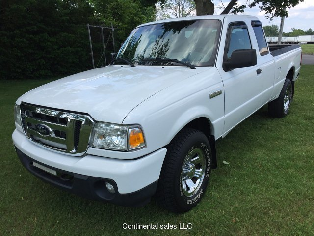 2008 Ford Ranger XLT SuperCab 4WD 5-Speed Automatic RWD W/ 4