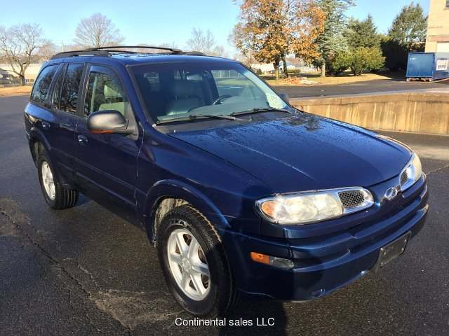 2002 Oldsmobile Bravada AWD 4-Speed Automatic