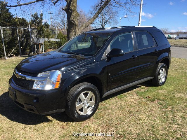 2008 Chevrolet Equinox LT1 AWD 5-Speed Automatic