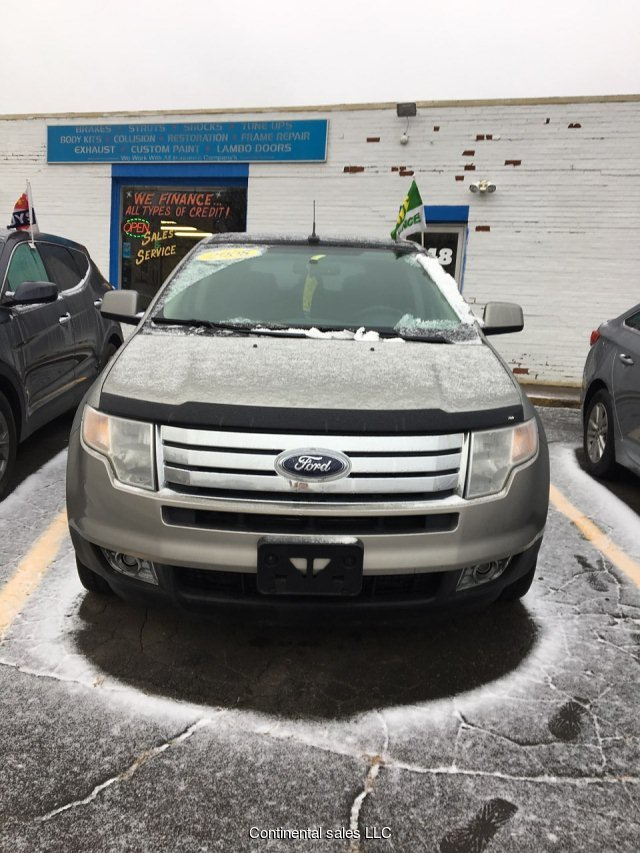 2008 Ford Edge Limited AWD 6-Speed Automatic