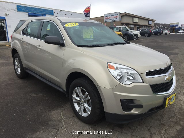 2011 Chevrolet Equinox LS 2WD 6-Speed Automatic