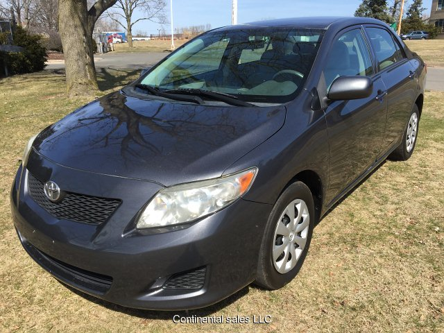 2010 Toyota Corolla 4-Speed AT