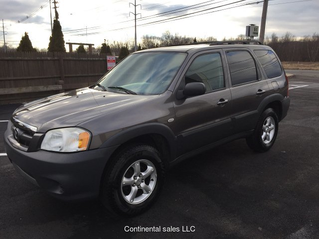 2006 Mazda Tribute i 4WD 4-spd AT