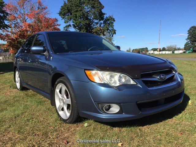 2008 Subaru Legacy 2.5i 4-Speed Automatic