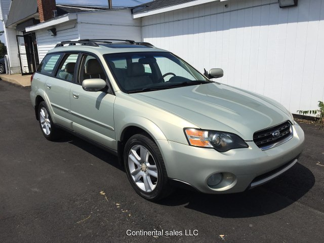 2005 Subaru Outback 3.0R VDC Wagon 5-Speed Automatic