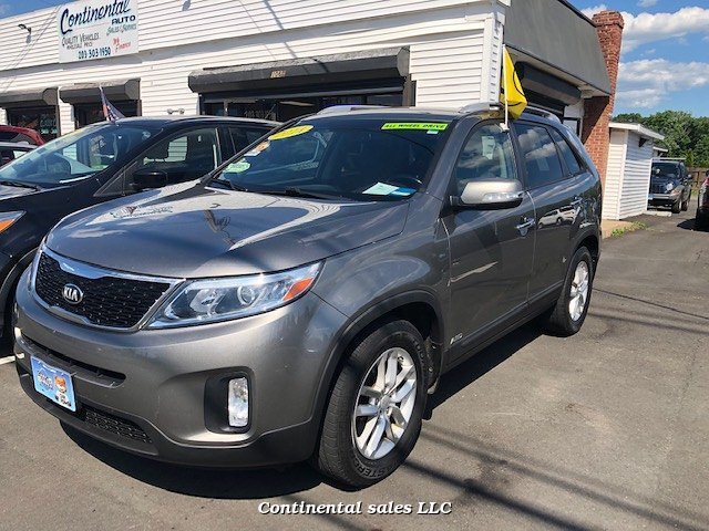 2014 Kia Sorento LX AWD 6-Speed Automatic