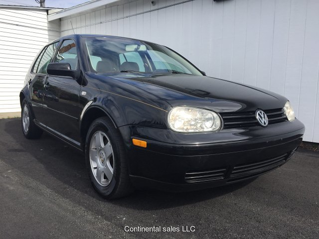 2002 Volkswagen Golf GLS 2.0 4-Speed Automatic