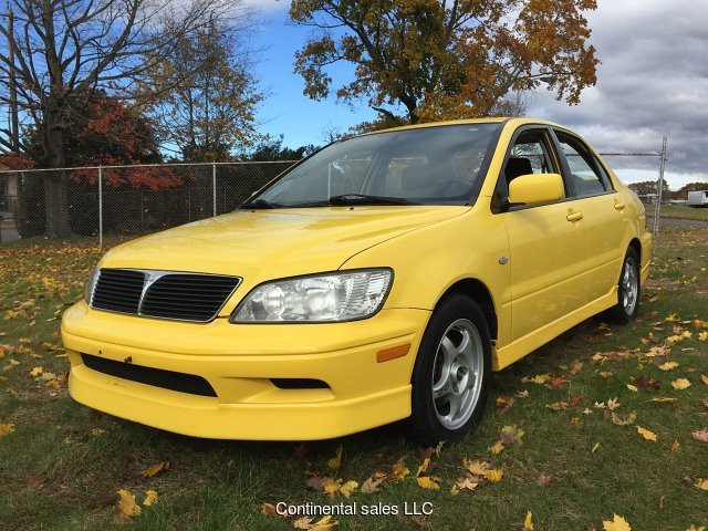 2003 Mitsubishi Lancer OZ-Rally 4-Speed Automatic