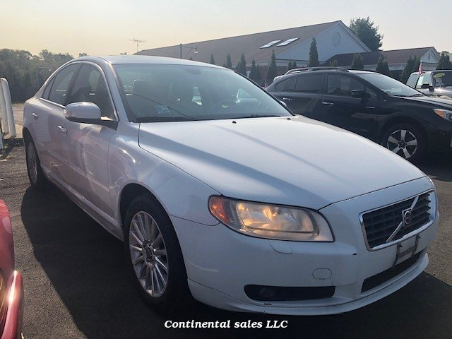 2008 Volvo S80 3.2 FWD 6-Speed Automatic